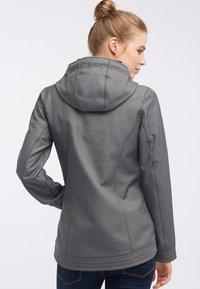 Schmuddelwedda - ANORAK - Outdoor jacket - olive melange - 2