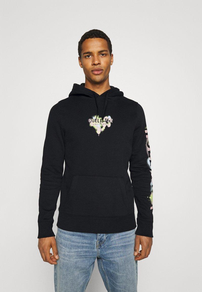 Hollister Co. - Sweatshirt - black