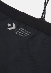 Converse - MOUNTAIN CLUB REALTREE NECK GAITER UNISEX - Écharpe tube - black/lemon - 2