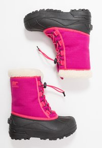 Sorel - YOUTH CUMBERLAND - Winter boots - deep blush - 0