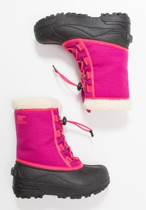 YOUTH CUMBERLAND - Snowboot/Winterstiefel - deep blush
