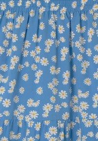 Grunt - DUS FLOWER - Áčková sukně - blue - 2