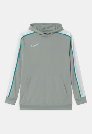HOODIE UNISEX - Sports shirt - light pumice/white