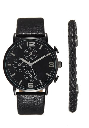 SET - Watch - black