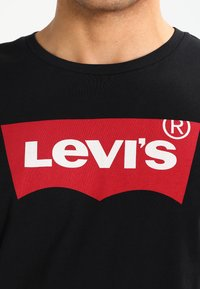 Levi's® - GRAPHIC - Long sleeved top - better black - 3