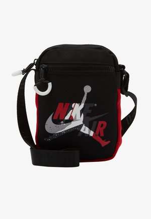 JUMPMAN CLASSICSFESTIVAL BAG - Across body bag - black/gym red