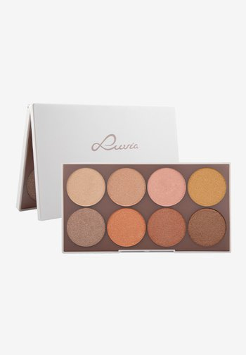 PRIME GLOW PALETTE - ESSENTIAL HIGHLIGHTER SHADES VOL.2 - Face palette - -