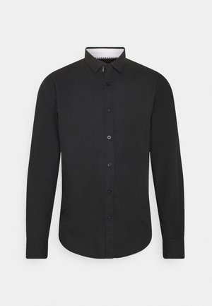 TUDORD - Formal shirt - black