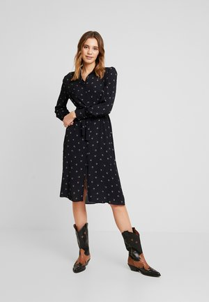 CATA - Shirt dress - black