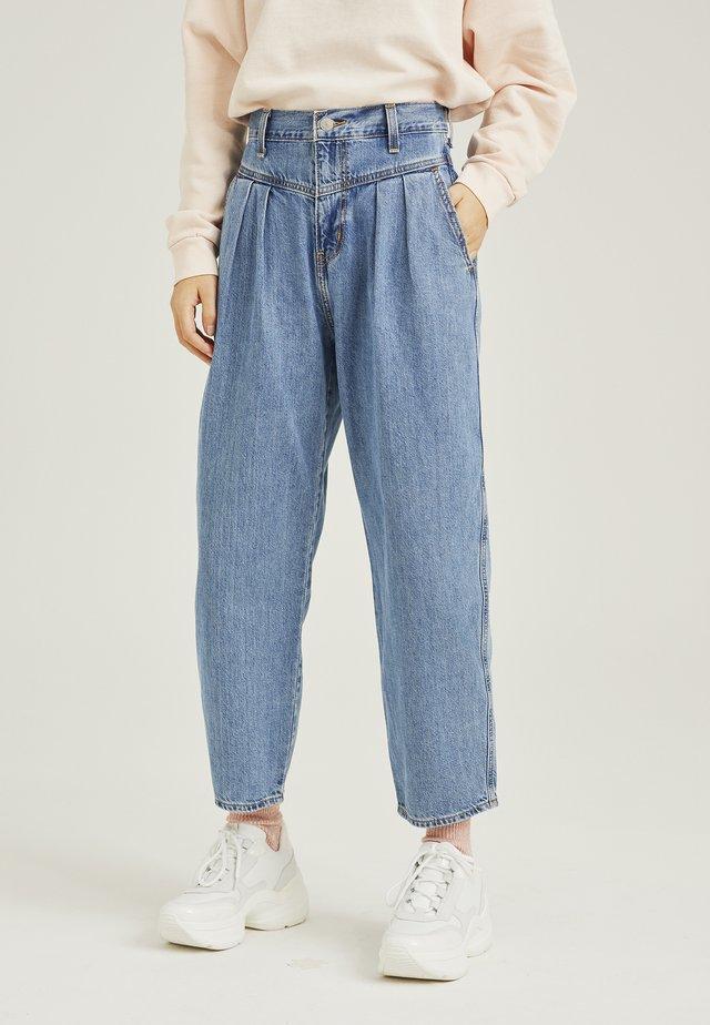 80'S BALLOON LEG - Jeans baggy - light-blue denim