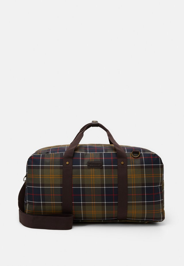 TORRIDON HOLDALL UNISEX - Weekend bag - tartan