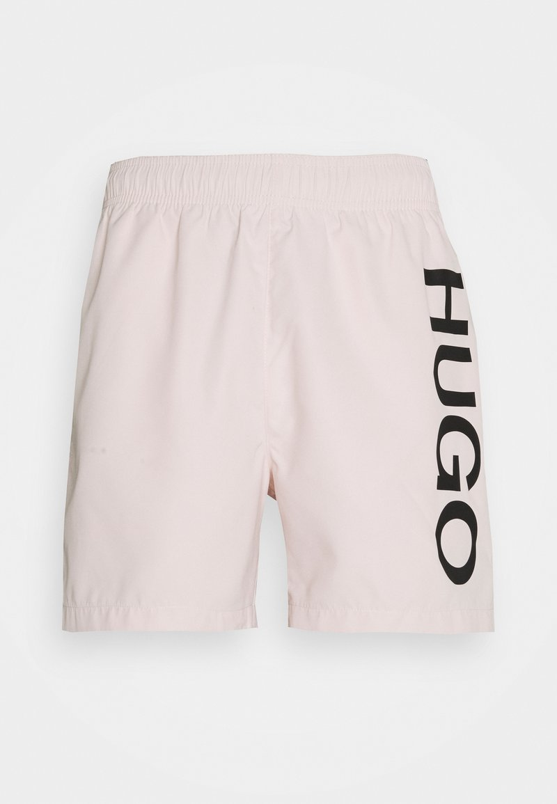 HUGO - Szorty kąpielowe - light/pastel pink