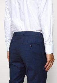 JOOP! - GUN - Suit trousers - light blue - 3