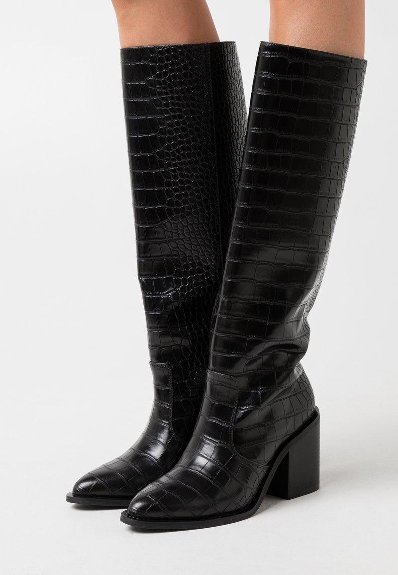 Colors of California - Boots - black