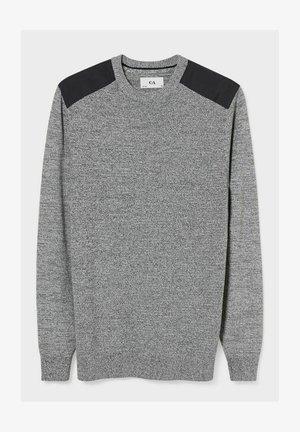 Pullover - gray-melange
