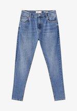 Jean slim - light blue denim
