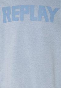 Replay - Sweatshirt - light blue - 2