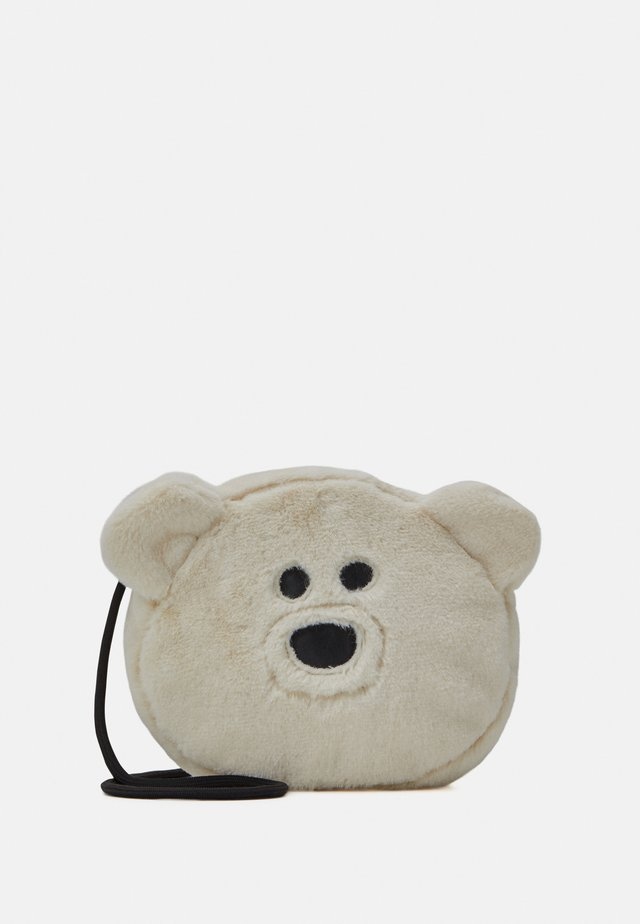 CUDDLY BAG - Schoudertas - white