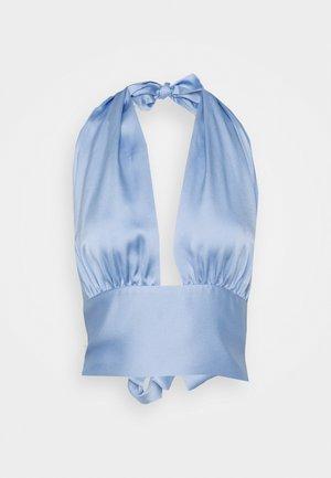 CINDY - Topper - light blue