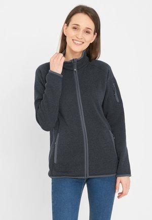 Fleece jacket - dark navy