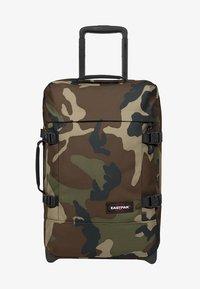 Eastpak - TRANVERZ S CORE COLORS REISEGEPÄCK  - Wheeled suitcase - camo - 1
