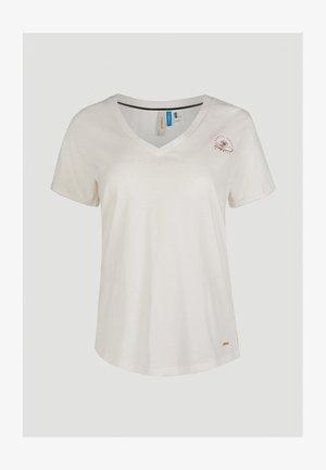 T-shirt basique - powder white