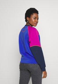 Napapijri - BILBE - Long sleeved top - purple - 2