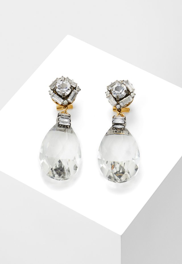 Earrings - crystal