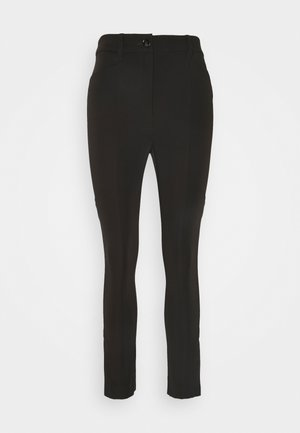 Trousers - dark moro