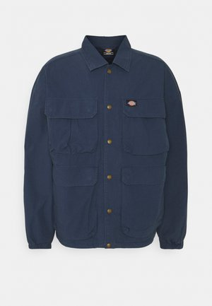 GLYNDON JACKET - Light jacket - navy blue