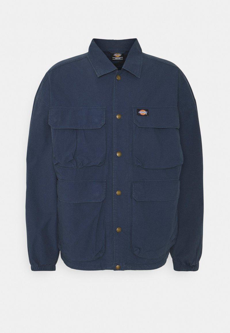 Dickies - GLYNDON JACKET - Chaqueta de entretiempo - navy blue