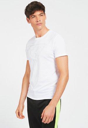 LOGODREIECK - Basic T-shirt - weiß