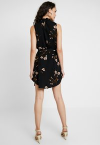 Vero Moda - VMCALLIE SMOCK DRESS - Day dress - black - 3