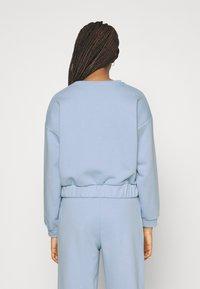 Pieces - PCCOOLIO - Sweatshirt - kentucky blue - 2
