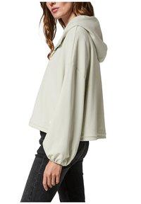 comma casual identity - MODALMIX - Zip-up sweatshirt - misty green - 2