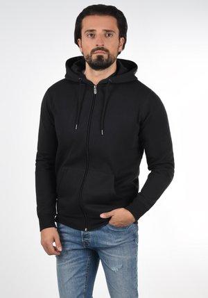 BERTIZIP - Zip-up sweatshirt - black