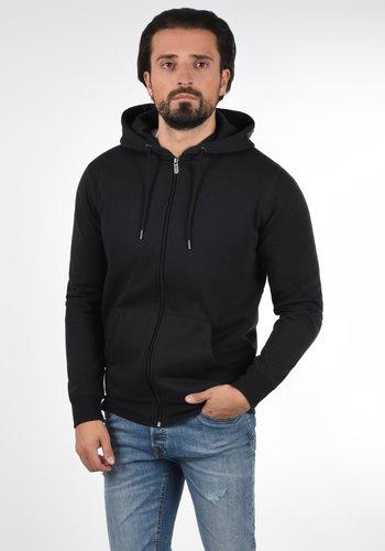 BERTIZIP - Zip-up hoodie - black