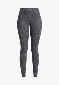 Nike Performance - ONE LUXE - Tights - black/clear - 4