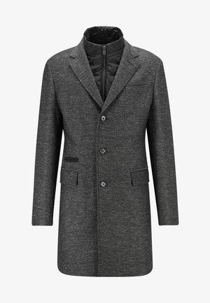 NIDO - Classic coat - open grey