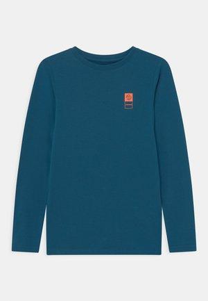 BASIC TEE - Long sleeved top - ultra blue