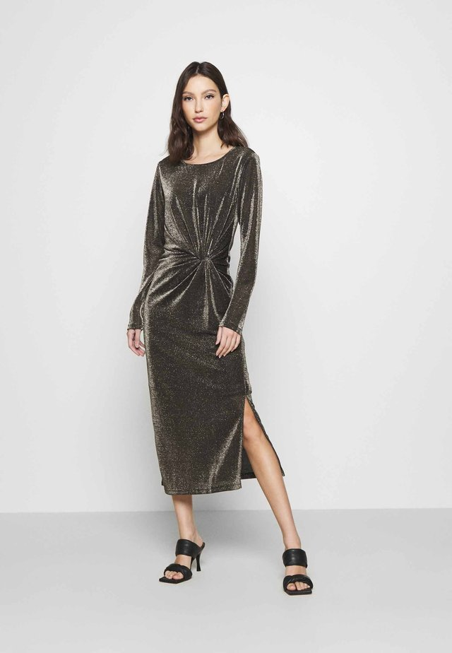 SHINE - Cocktail dress / Party dress - gold