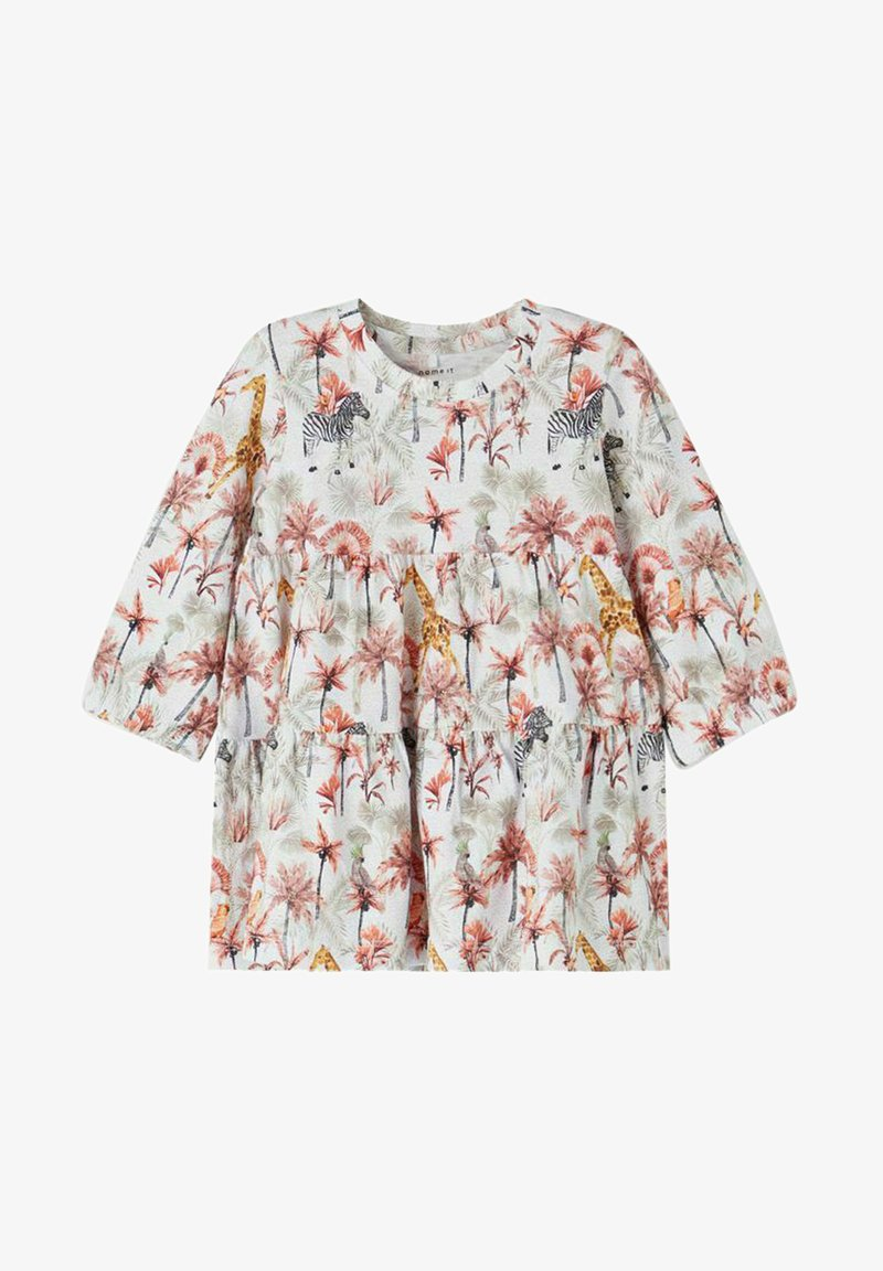 Name it - NBFJANI DRESS - Day dress - bright white