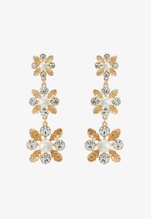 ONLCALLIE EARRING - Oorbellen - gold-coloured