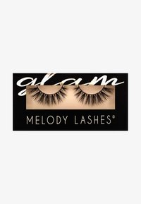 Melody Lashes - GLAM CLEO - False eyelashes - black - 0