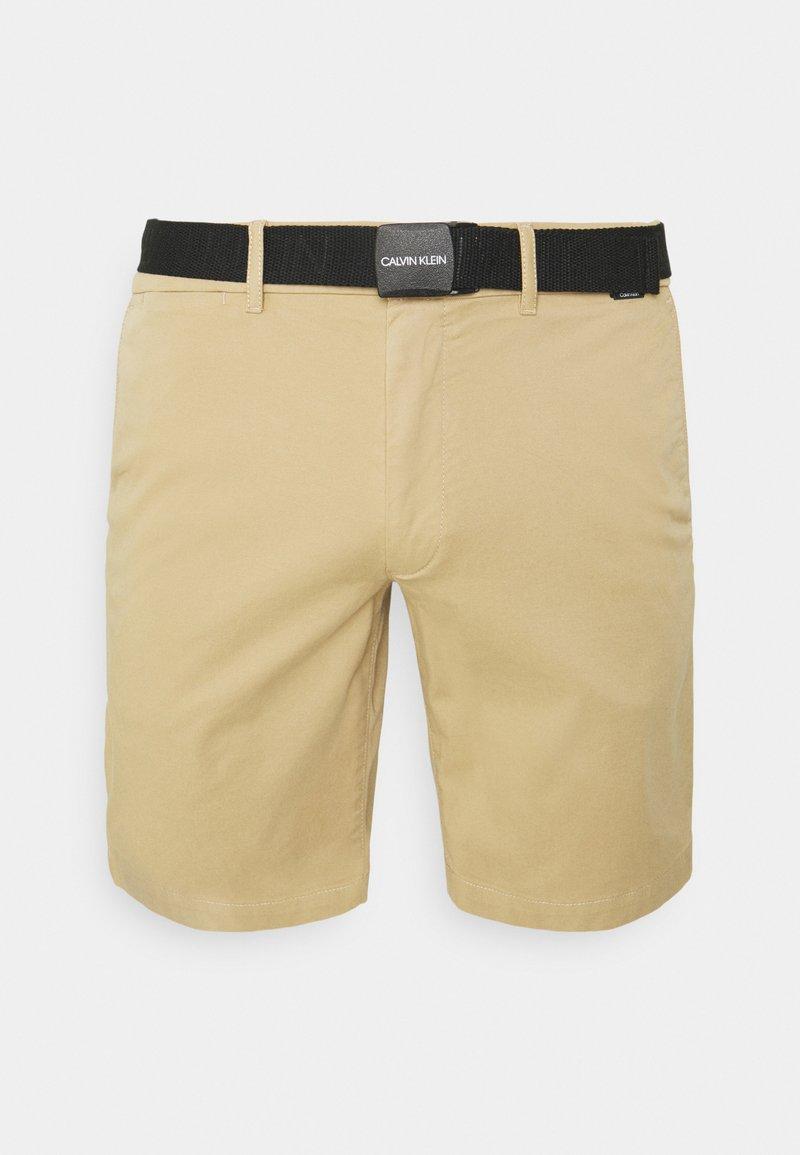 Calvin Klein - GARMENT - Shorts - travertine