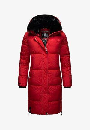 STRELIZIAA - Winter coat - light red