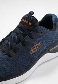 Skechers Sport - SOLAR FUSE - Baskets basses - navy/black - 5