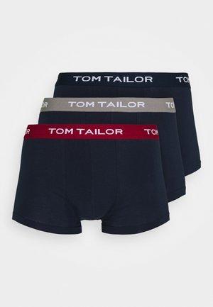 PANTS 3 PACK - Pants - dark blue