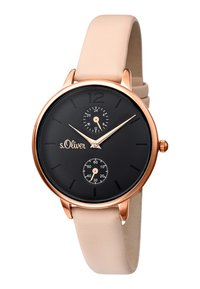 s.Oliver - Watch - pink - 5