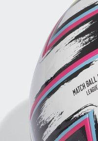 adidas Performance - UNIFO LEAGUE J350 EURO CUP - Balón de fútbol - white - 4